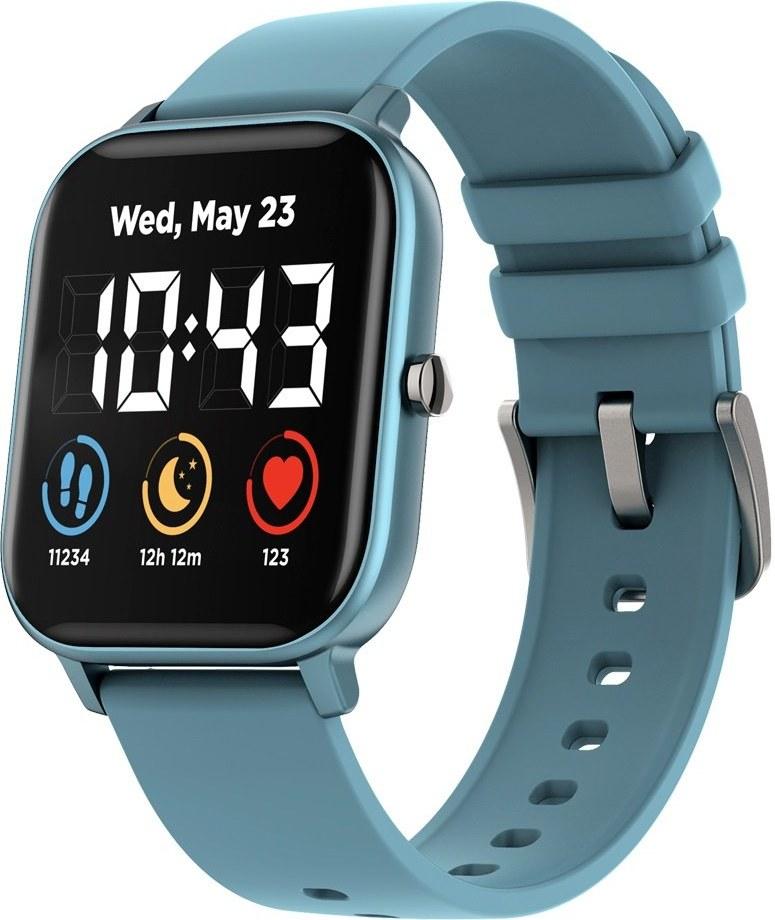 Canyon CNS-SW74BL Wildberry smart hodinky, modré