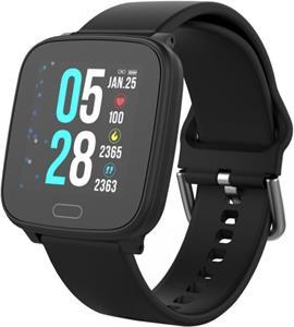 CARNEO Smart hodinky SlimFit+ Čierne