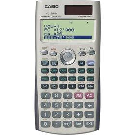 Casio FC 200V kalkulačka vedecká, strieborná