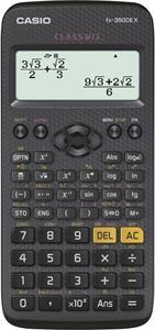Casio FX 350 CE X kalkulačka vedecká, čierna