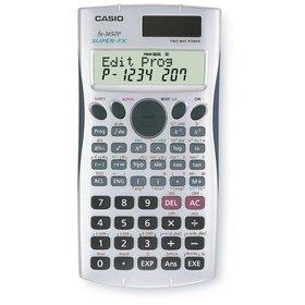 Casio FX 3650 P kalkulačka vedecká, strieborná