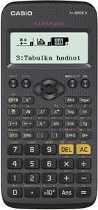 Casio FX 82 CE X kalkulačka vedecká, čierna