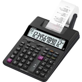 Casio HR 150 RCE kalkulačka s tlačou, čierna