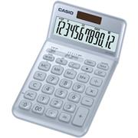 Casio JW 200 SC BU kalkulačka stolná, strieborná