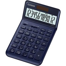 Casio JW 200 SC NY kalkulačka stolná, tmavo-modrá
