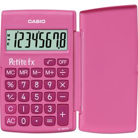 Casio LC 401 LV PK kalkulačka stolná, ružová