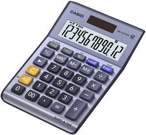 Casio MS 120 TER II kalkulačka stolná, strieborná