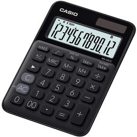 Casio MS 20 UC kalkulačka stolná, čierna