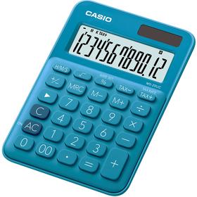 Casio MS 20 UC kalkulačka stolná, modrá