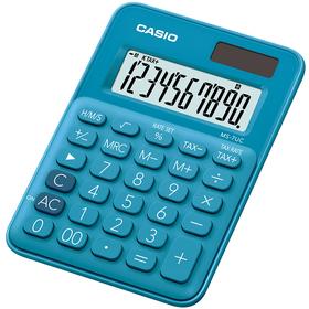 Casio MS 7 UC kalkulačka vrecková, modrá