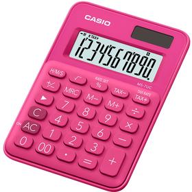Casio MS 7 UC kalkulačka vrecková, ružová