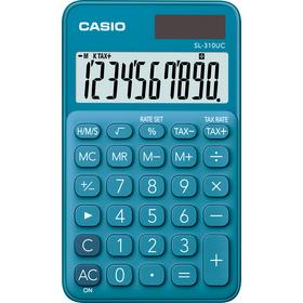 Casio SL 310 UC BU kalkulačka vrecková, modrá