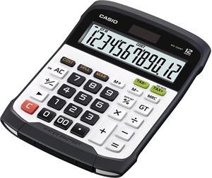 Casio WD 320 MT WATERPROOF kalkulačka stolná, čierno-biela