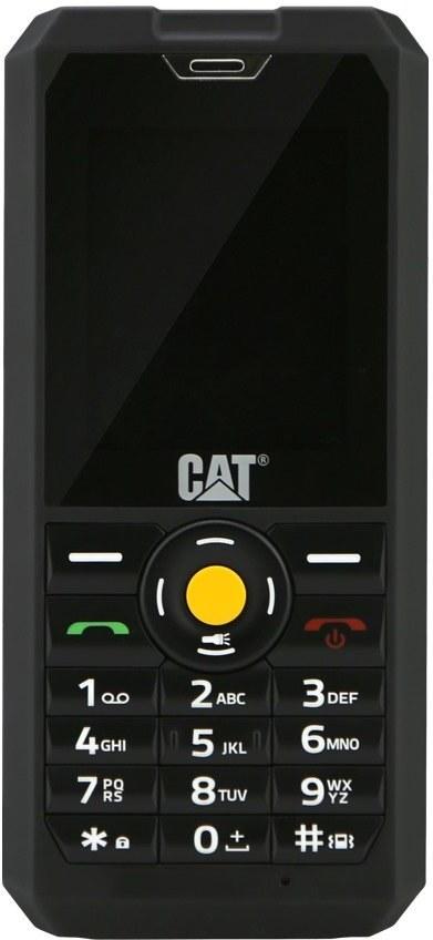Caterpillar B30 DualSIM, čierny