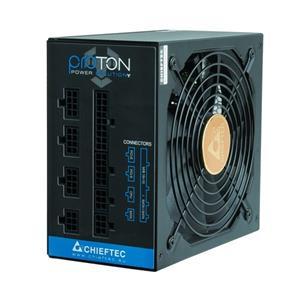CHIEFTEC BDF-650C / Proton Series / 650W / 140mm fan / akt. PFC / modulárna kabeláž / 80PLUS Bronze