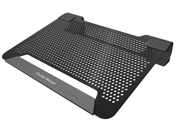 ecc7b7806 Chladiaca podložka Cooler Master NOTEPAL U1 čierna pod notebook R9 ...