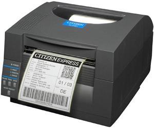Citizen CL-S521, čierna