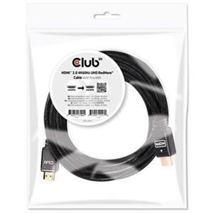 Club3D HDMI™ 2.0 4K 60Hz UHD M/M kábel 15 m