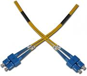 CNS Optický patch kábel, SC-SC 9/125, 2m