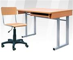 Comp II PC stôl, pracovný 2-miestny
