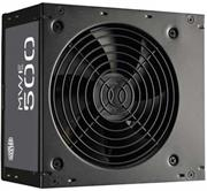 Cooler Master MWE 500W aPFC v2.3, 12cm fan, 80+ white