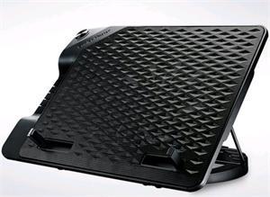 Cooler Master NotePal ErgoStand III, chladič pre notebook, čierny
