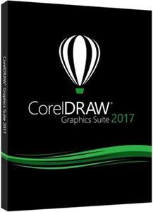 CorelDRAW Graphics Suite 2017 CZ