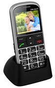 CPA Halo 11, strieborný, telefón pre seniorov