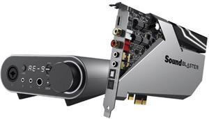 Creative Sound Blaster AE-9, zvuková karta
