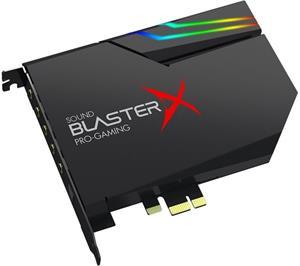 Creative Sound BlasterX AE-5 Plus, herná zvuková karta