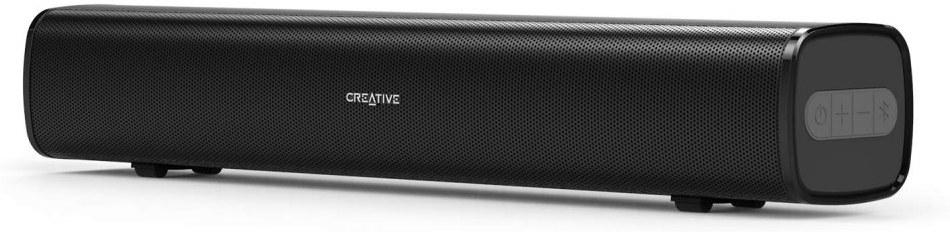 Creative Stage Air, soundbar, čierny