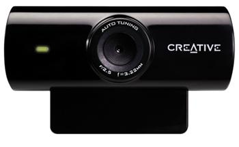 Creative WebCam Live! Cam Sync Black