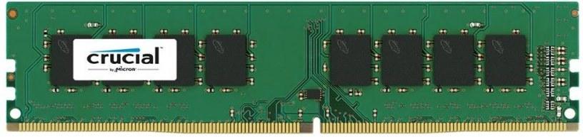Crucial, 2400 MHz, 8GB, DDR4