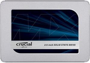 "Crucial MX500, 2,5"", SSD, 500GB 7mm"