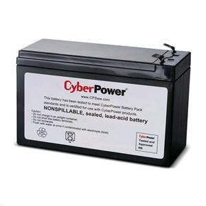 CyberPower náhradná batéria, 12V / 7,2 Ah