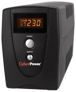 CyberPower UPS Value 800VA-480W LCD, 3 IEC