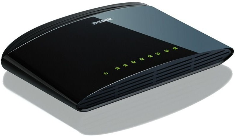 D-Link DES-1008D 8-port 10/100Mb switch