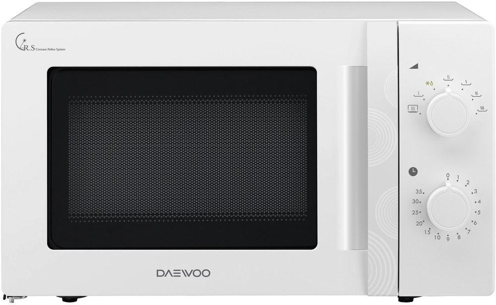 Daewoo KOR 7G87WW, mikrovlnná rúra