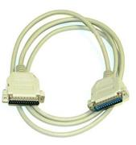 Dátový kábel 25M-25M, 10.0m, prepojovací