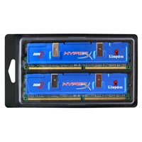 DDRAM2 2x2GB Kingston HyperX 800 CL5 (KHX6400D2K2/4G)