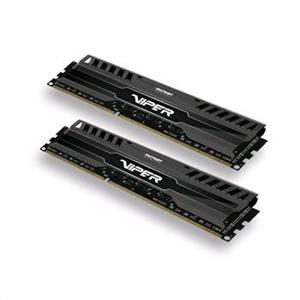 DDRAM3 16GB (2x8GB) Patriot 1866Mhz Viper3,Black mamba