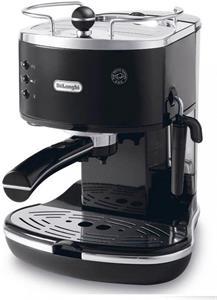 De Longhi ECO 311 BK, pákové espresso, čierny