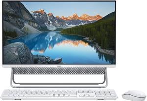 Dell Inspiron 5400 AIO, TA-5400-N2-702S, strieborný