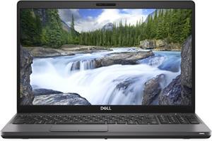 Dell Latitude 5500-3XJJC, čierny