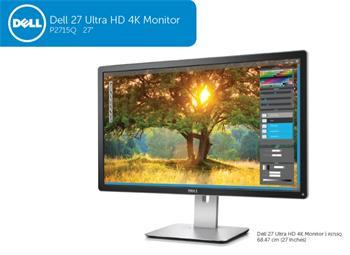 """Dell P2715Q 27"""""""