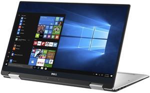 Dell XPS 13 9365, striebroný