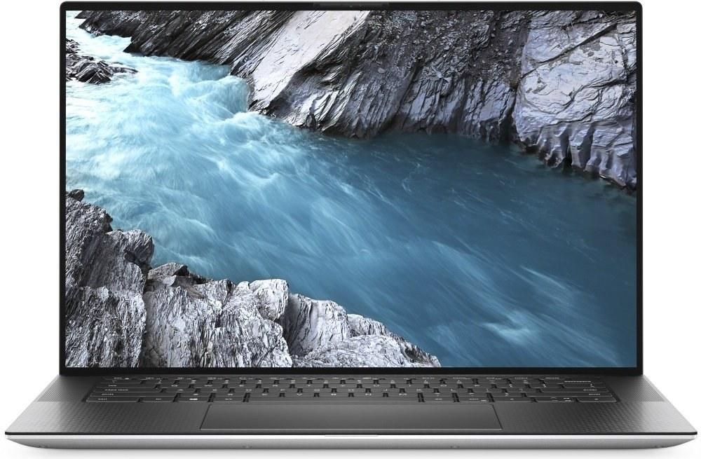 Dell XPS 9500-85354, strieborný