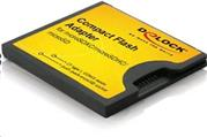 DeLock Adapter CF I, pre microSDHC