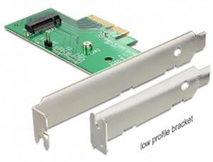 Delock PCI Express Karta > 1 x interní M.2 NGFF