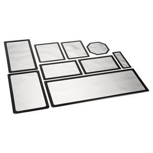 Demciflex filter Set for Phanteks Enthoo Primo - black / black